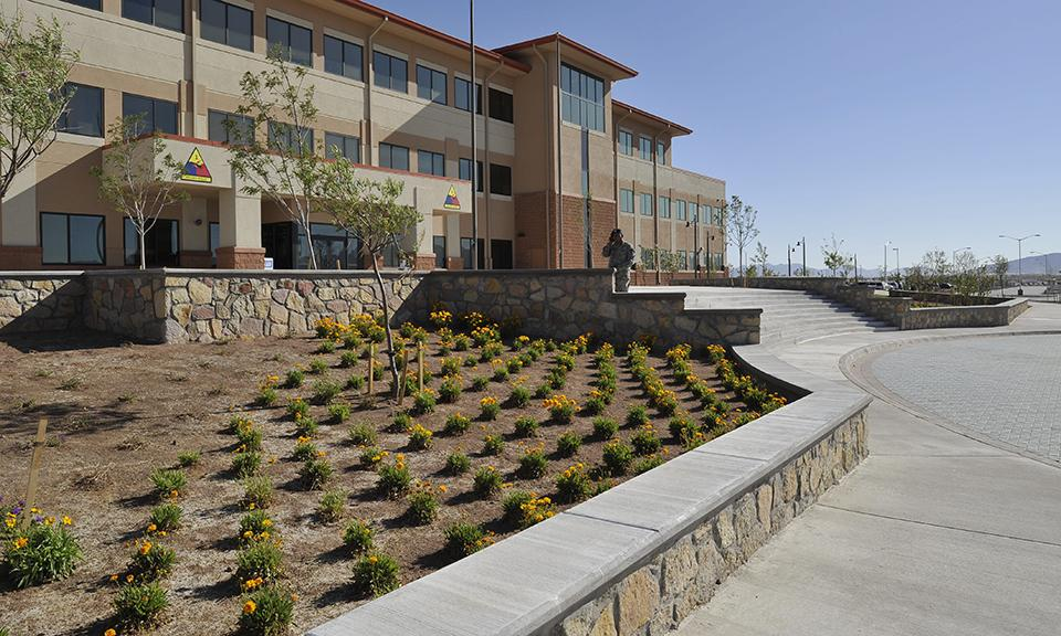 Fort Bliss Expansion Program Www Huitt Zollars Com