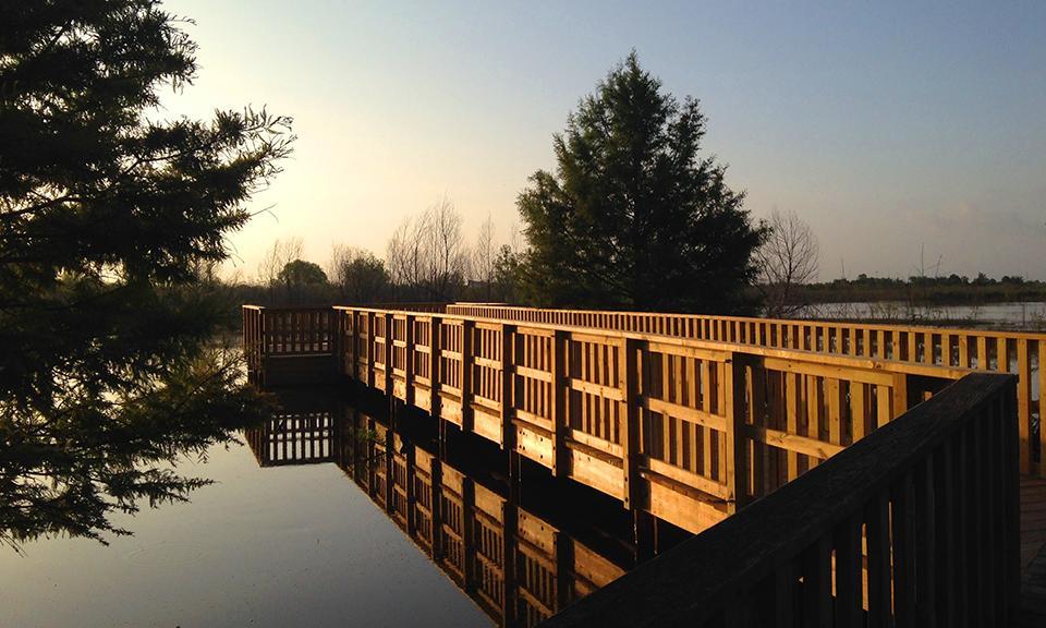 El Franco Lee Park Wetland Enhancements Www Huitt